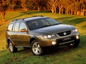 Holden Adventra LX8 2003 года