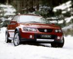 Holden Adventra 2003 года