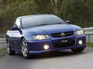 Holden Commodore SV6 2004 года