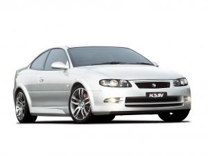 2004 Holden HSV Coupe 4