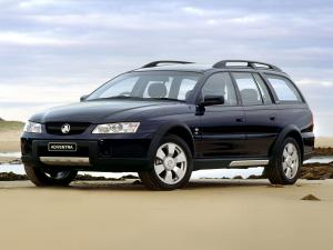 2005 Holden Adventra CX8
