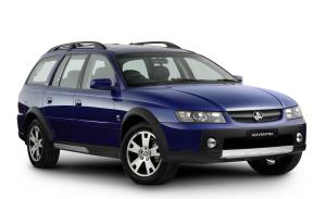 2005 Holden Adventra SX6