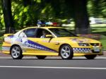 Holden Commodore SS Victoria Police S.M.A.R.T Car 2006 года