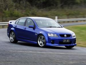 Holden Commodore SV6 2006 года