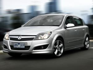 Holden Astra SRi 5-Door 2008 года