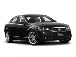 Holden Calais V 60th Anniversary 2008 года