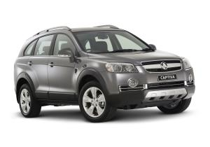 2008 Holden Captiva 60th Anniversary Edition