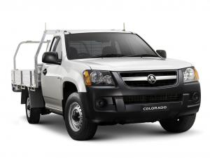 Holden Colorado DX 2008 года