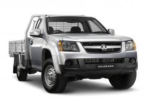 2008 Holden Colorado LX Single Cab