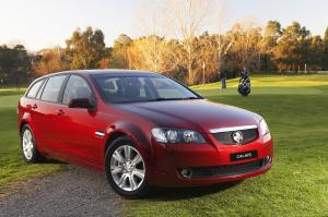 2008 Holden Commodore VE Calais Sportwagon