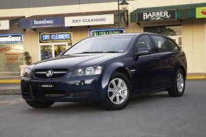 Holden Commodore VE Omega Sportwagon 2008 года