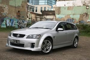 Holden Commodore VE SS Sportwagon 2008 года