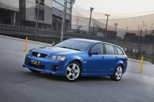 Holden Commodore VE SS V Sportwagon 2008 года