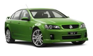 Holden SS V 60th Anniversary Edition 2008 года