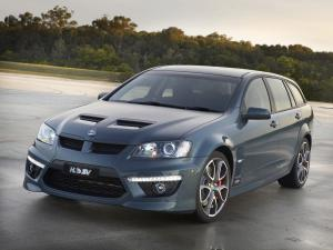 2009 Holden HSV Clubsport R8 Sportwagon