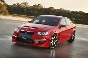 2009 Holden HSV Clubsport R8