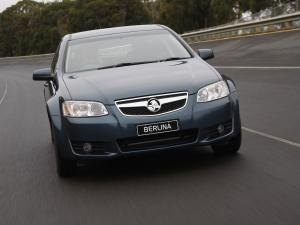Holden Berlina Sportwagon 2010 года
