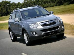 Holden Captiva 5 2010 года
