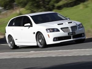 Holden Commodore SS V Sportwagon by Walkinshaw Performance 2010 года