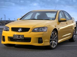 2010 Holden Commodore SS V