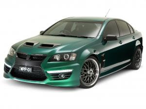 Holden HSV GTS by Walkinshaw Performance 2010 года
