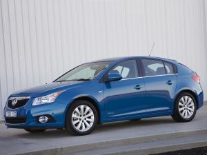 2011 Holden Cruze Hatchback