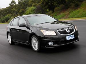 2011 Holden Cruze SRi-V Hatchback