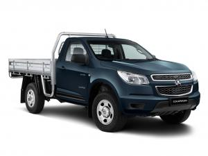 2012 Holden Colorado DX