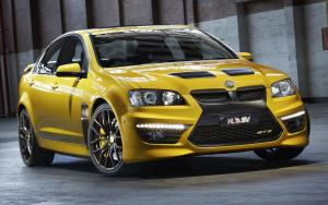 2012 Holden SV GTS 25th Anniversary Limited Edition