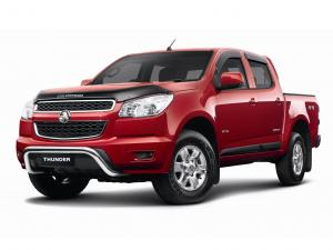 Holden Colorado LT Thunder Crew Cab 2013 года