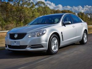 Holden Commodore Evoke 2013 года