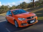 Holden Commodore SS V 2013 года