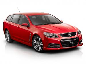Holden Commodore SV6 Sportwagon 2013 года