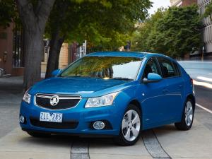 Holden Cruze Hatchback 2013 года