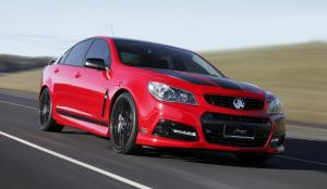 Holden Commodore Craig Lowndes SS V Special Edition 2014 года