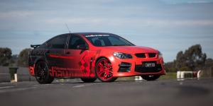 2014 Holden Commodore W507 Supercharged by Walkinshaw Performance