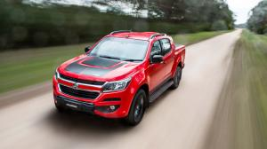 2015 Holden Colorado Z71 Crew Cab
