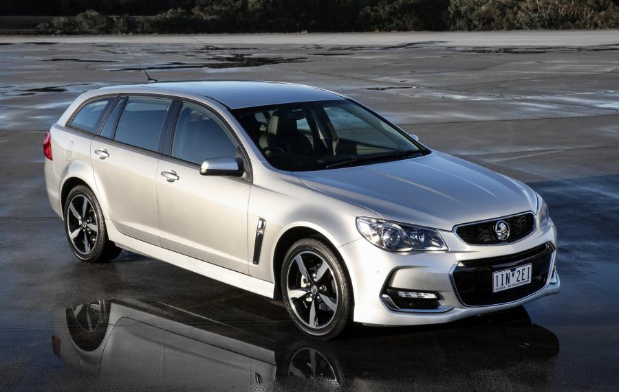 Holden Commodore SV6 Sportwagon