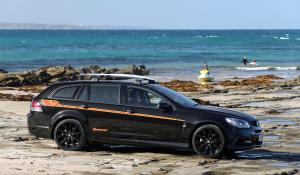 2015 Holden Commodore Sandman Sportwagon