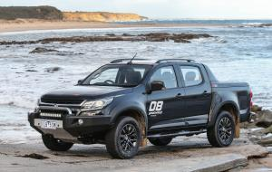 Holden Colorado Z71 Ultimate Surf Truck