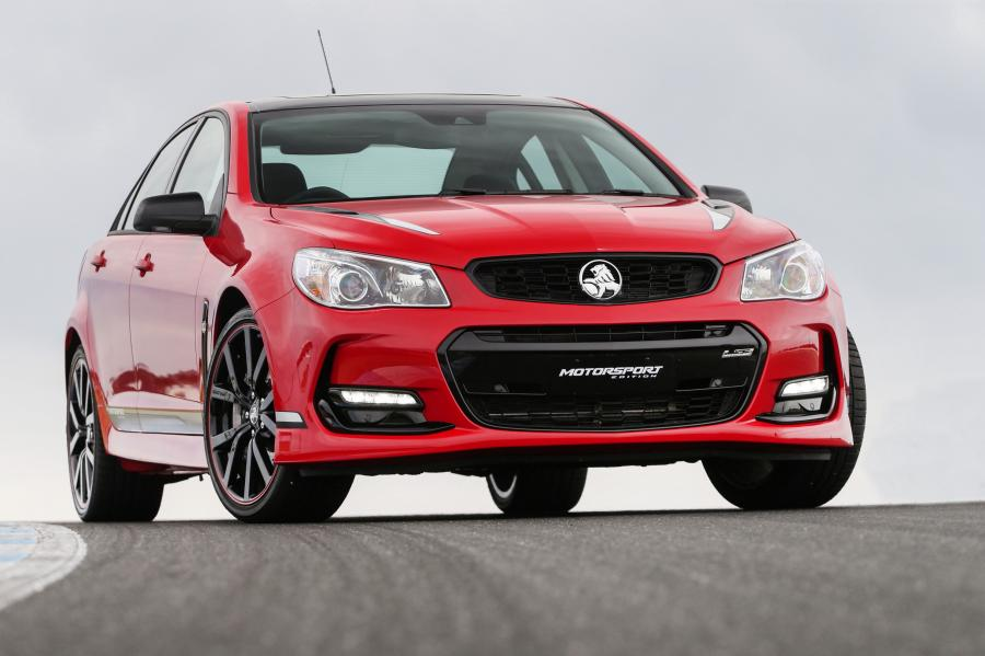 Holden Commodore Motorsport Edition