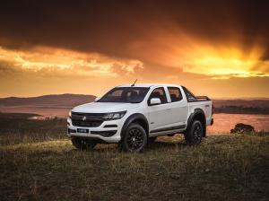 2018 Holden Colorado LSX Crew Cab