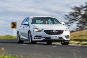 Holden Commodore 2018 года