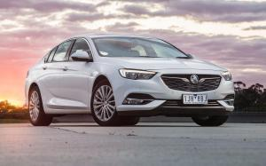 Holden Commodore Calais (ZB) '2018