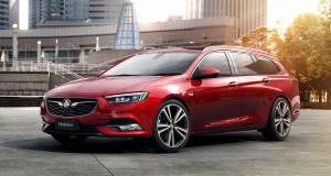 Holden Commodore Sportswagon 2018 года