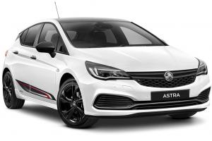 Holden Astra RS Black Edition '2019