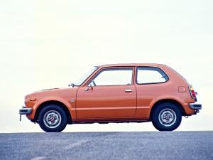 1973 Honda Civic 3-Door