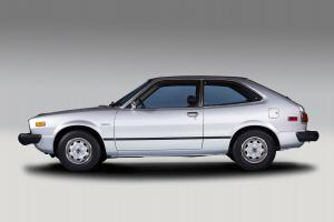 Honda Accord Hatchback 1976 года (US)