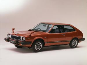Honda Accord Hatchback 1976 года