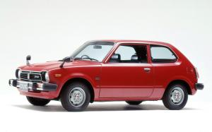 Honda Civic 3-Door 1200 GL 1977 года (JP)